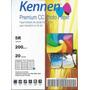 Papel Fotográfico Premium Kennen 120hojas 13x18 200gr. Water