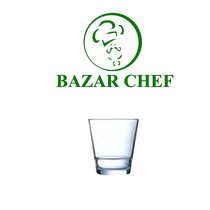Arcoroc - Vaso Apilable Templado 26 Cl X6 - Bazar Chef