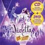 Violetta En Vivo (cd+dvd) - Todo Sellado Y Nuevo