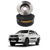 Pastillas De Freno Y Discos Delantero  Toyota Hilux 4x4