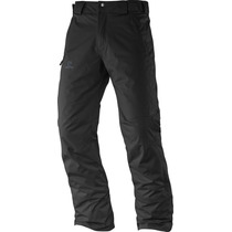 Pantalon Salomon Impulse Ski Snowboard Impermeable Hombre