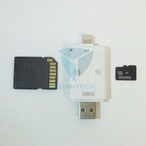 I-flashdevice Duo Hd Usb 3.0 Para Ipod Iphone Ipad