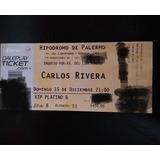 Entrada Carlos Rivera ,el Mejor Lugar !!!