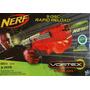 Nerf Vortex Vigilion Mas 5 Cartuchos Con Alcance 25 Metros!!