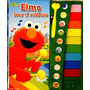 Elmo Toca El Xilófono - Plaza Sésamo * Dial Book