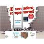 Modem Router Wifi Adsl2 Rompemuros Super Power 10dbi 2 Anten