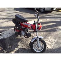 Honda Dax Excelente Mini Moto Original Pto Fco
