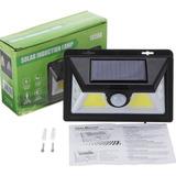 Luz Exterior Solar 72 Led Sensor Movimiento Jardin Parque Autonomo