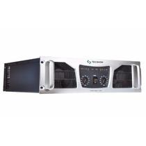 Amplificador De Potencia American Pro Concert C4800 2400w X2