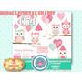 Kit Imprimible Cliparts Buhos Lechuzas Romanticas Amor Cumpl