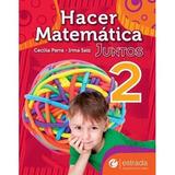 Hacer Matemática Juntos 2 + Bloc - Estrada