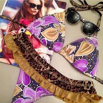 Bikinis Importadas- Lycra Peruana