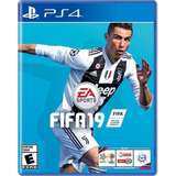 Juego Fifa 19 Español Playstation 4 Ps4 Fisico Sellado 2019