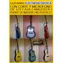Guitarra Acustica Con Microfono Con Corte 1/2 Caja Nuevas