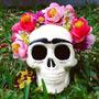 Calavera, Skull Frida Kahlo, Calaca, Craneo