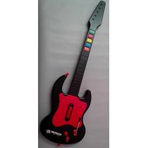 2 X 1 Guitarra Inalambrica Ps2 Byakko Oferta