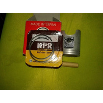 Kit Piston Completo Yamaha Axis 90 Japon Motoverde