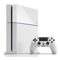 Consola Ps4 Blanca Sony 500gb + 1 Juego Digital De Regalo