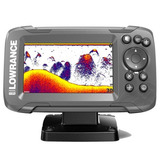 Ecosonda Con Gps Display 109mm  Hook 2 4x  Horizontal