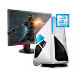 Pc Intel I5 7400 Ideal Gamer Diseño 1tb 8gb + Monitor Led 19