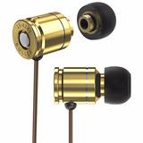 Auriculares In Ear Manos Libres Sentey Bullex Gold Celular