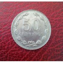 Moneda De 50 Centavos Argentinos 1941