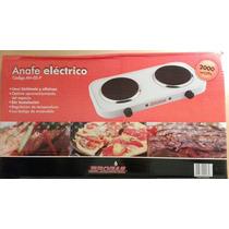Anafe Eléctrico 2000 Watts