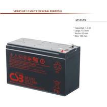 Baterias Csb Gp1272 12v 7,2ah 28w