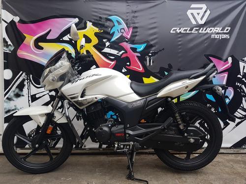 Moto Hero Hunk 150 14.5 Hp I3s 0km 2018 Ex Hero Honda India