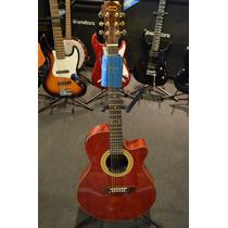 Guitarra Acustica Gracia 350 Eq Palo De Rosa