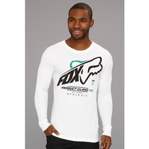Remera Termica Moto Fox Head Constant Shift