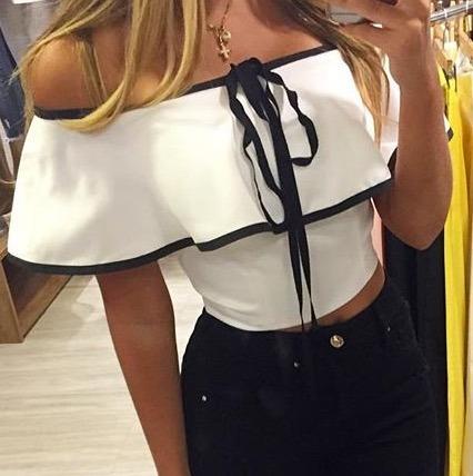 Blusas para mujer Limonni LI137 Campesinas