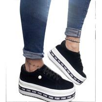 Zapatillas Mujer Plataforma Sneakers Urbanas