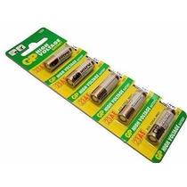Promo 5 Pilas Baterias A23 Gp 12v Alcalina P/alarmas, Luces