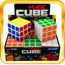 Cubo Magico-puzzle Juego De Habilidad 3x3x3 Heller