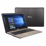 Notebook Asus X541u Intel Core I3 15.6 4gb 1tb Win10