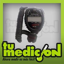 Cronómetro Digital - Ideal Deportes - Lap - Hora - Centesima