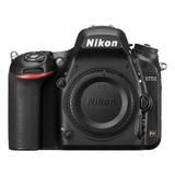 Nikon D750 Dslr Color Negro