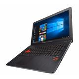 Notebook Asus Gamer Rog I5 Gtx1050 1tb + Ssd 240g 16gb Win10