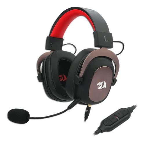 Auriculares Gamer Redragon Zeus H510 Mic Usb 7.1 Pc Ps4