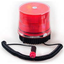 Baliza Estroboscópica Colores Base Magnética 12v 30 Leds