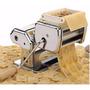 Maquina De Pastas Fideos Tallarin Cinta + Raviolera Acero