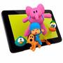 Tablet 10 Para Chicos Android Con Funda Niños Y Cable Otg