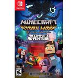 Minecraft Story Mode Juego Físico Nintendo Switch