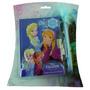 Frozen Diario C/birome Y Plumas 7572