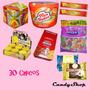 Combo .de Golosinas .para 30 Chicos Candybar