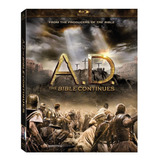 Blu-ray :   - A.d.: The Bible Continues (dubbed, ,...