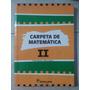 Carpeta De Matemática 2 Santillana