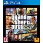 Gta V 5 Grand Theft Auto V 5 Ps4 Secundaria Tenelo Ya!