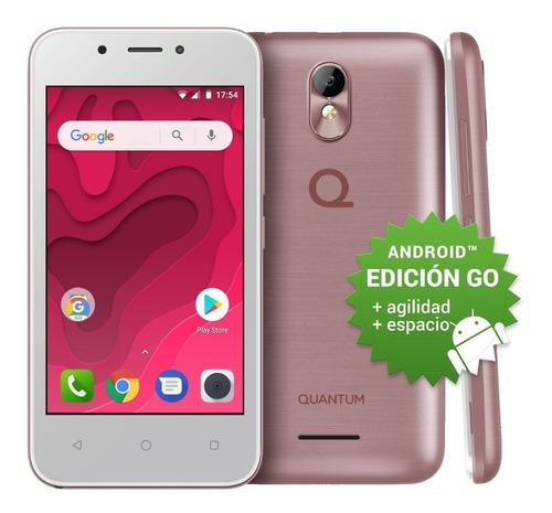 5be75ad1537 Celular Libre Quantum Mini 8gb 512mb Ram Quadcore Android Go